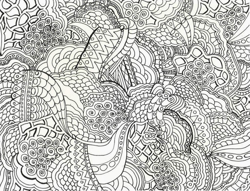 Super Hard Coloring Pages For Kids And For Adults Coloring Home