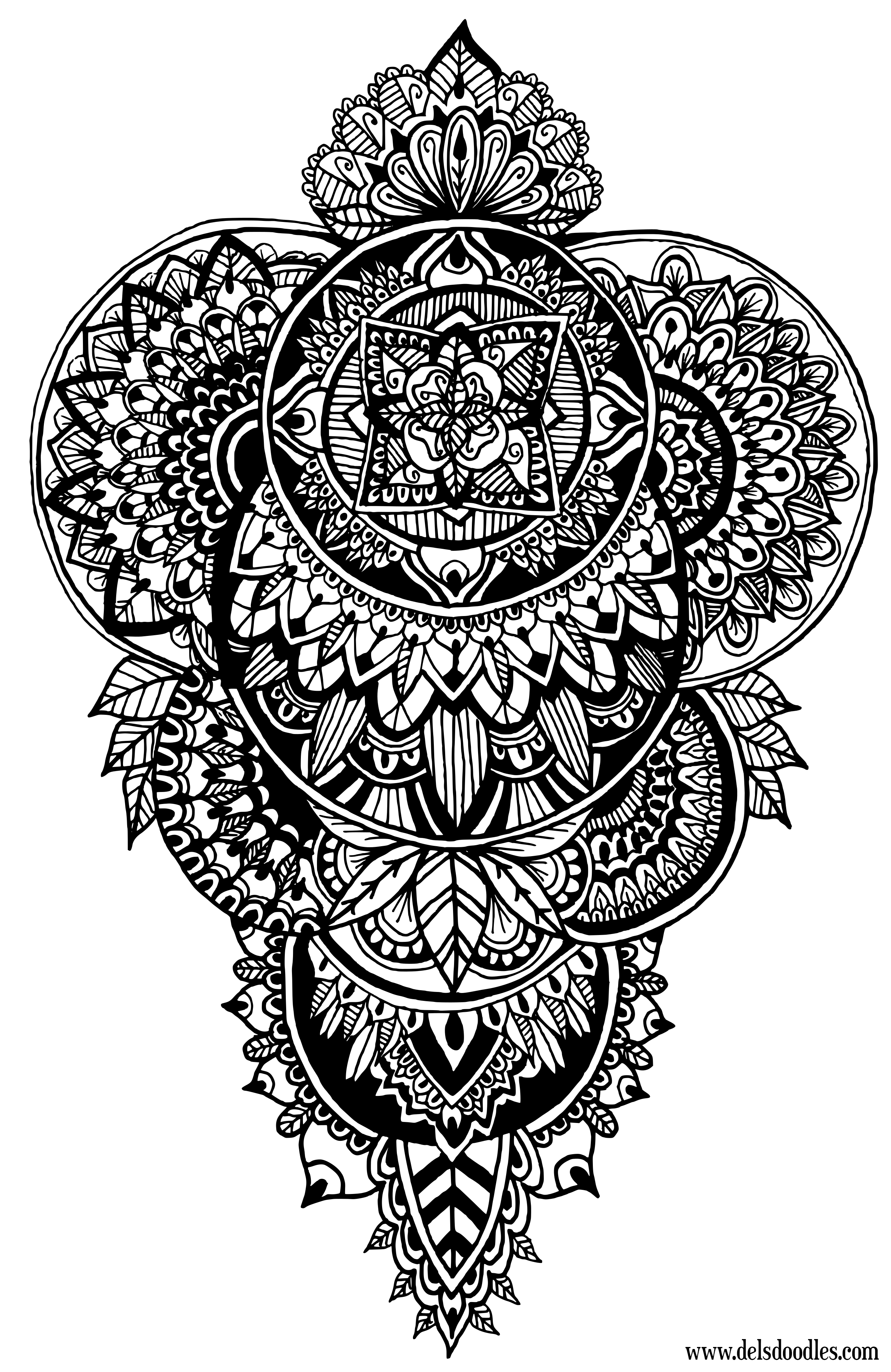 Animal Design Coloring Pages Coloring Home