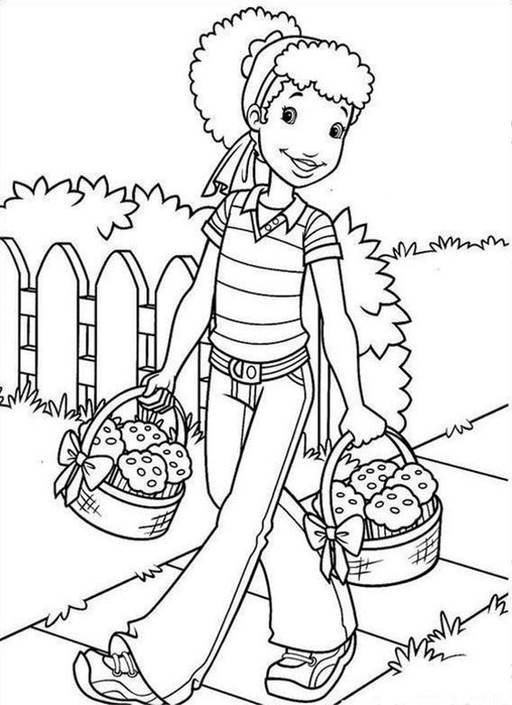 african american coloring book pages - photo#5