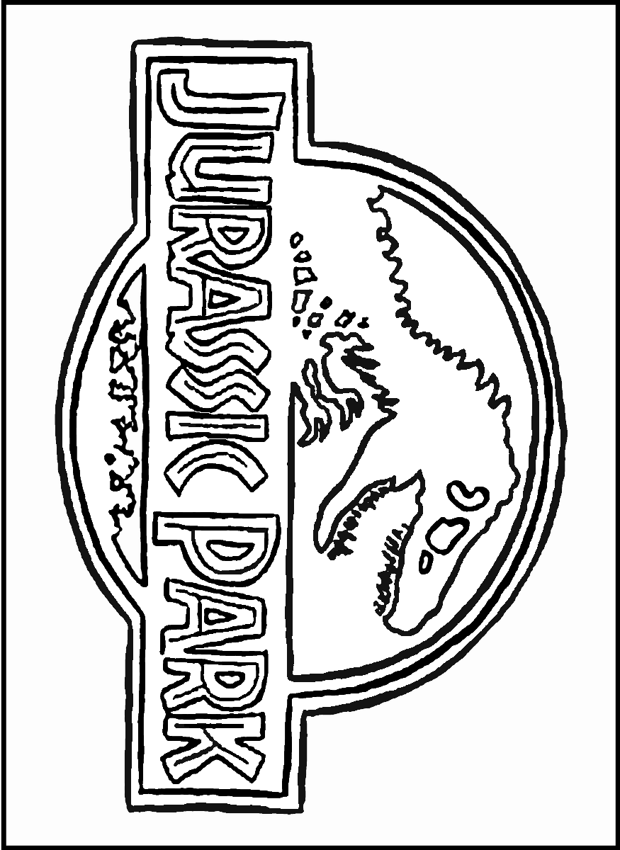 Durassic Coloring Pages - Coloring Home