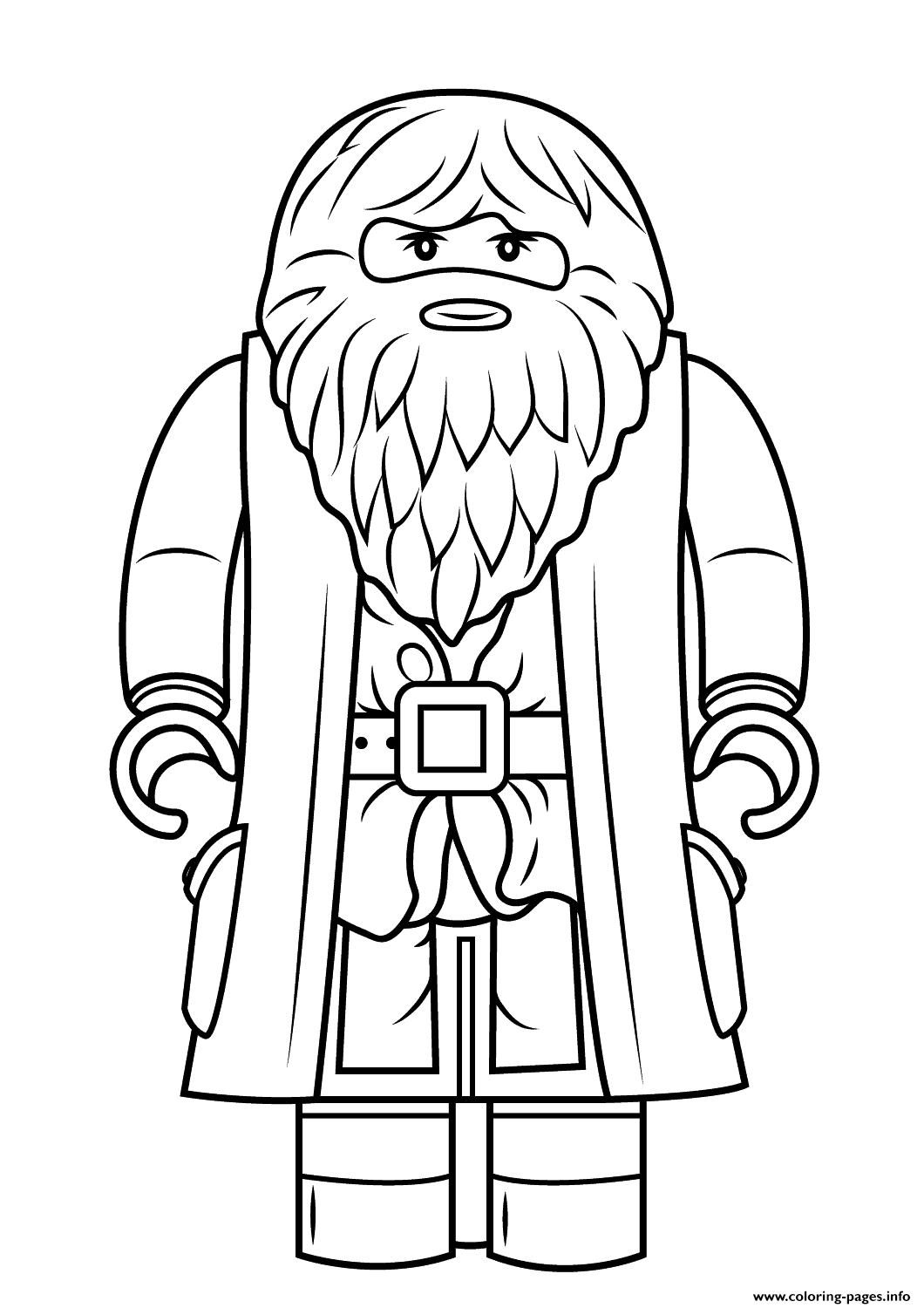 lego minifig coloring pages - photo#9