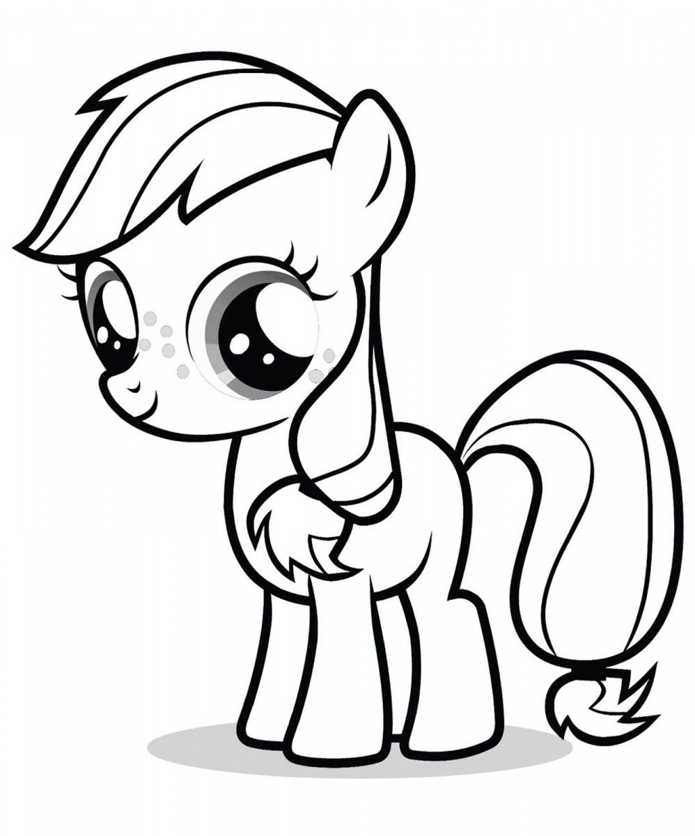 My Little Pony Coloring Pages | Free Coloring Pages