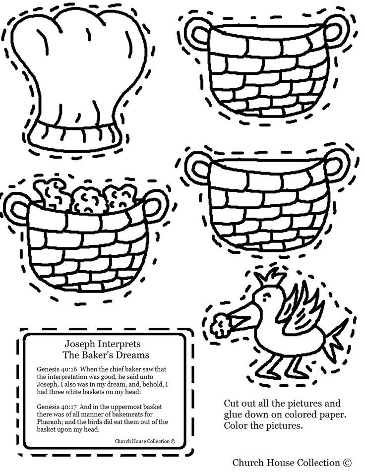 Bible Coloring Pages Joseph Sold Into Slavery