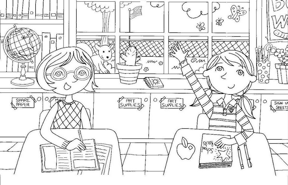 american doll coloring sheets coloring page american girl doll