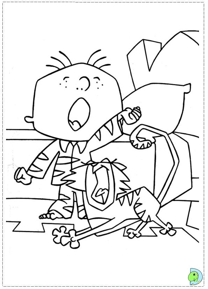 stanley coloring pages - photo#9