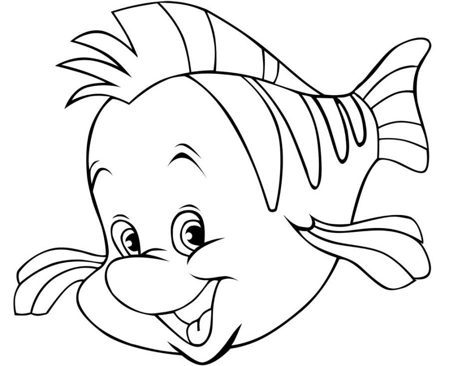 Bruce The Shark Finding Nemo Coloring Pages Finding Nemo Coloring ...