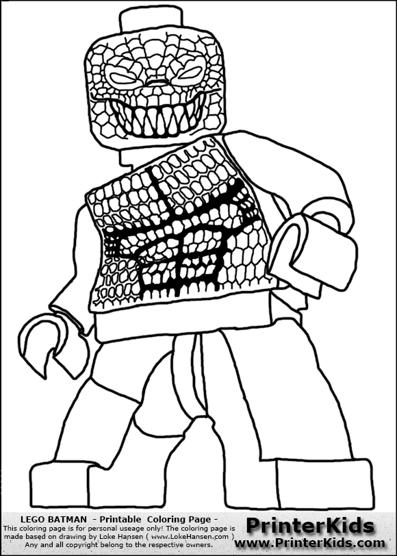 The Lego Batman Movie Alfred Pennyworth Coloring Page - Free ... | 812x580
