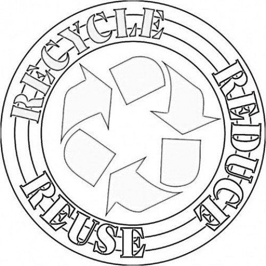 Recycle Bin Coloring Pages - HiColoringPages - Coloring Home