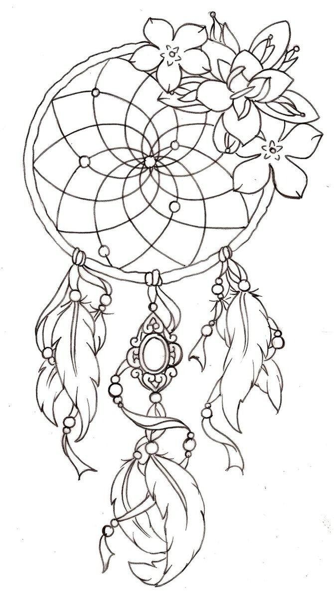 Drawing | Mandalas, Coloring pages ...