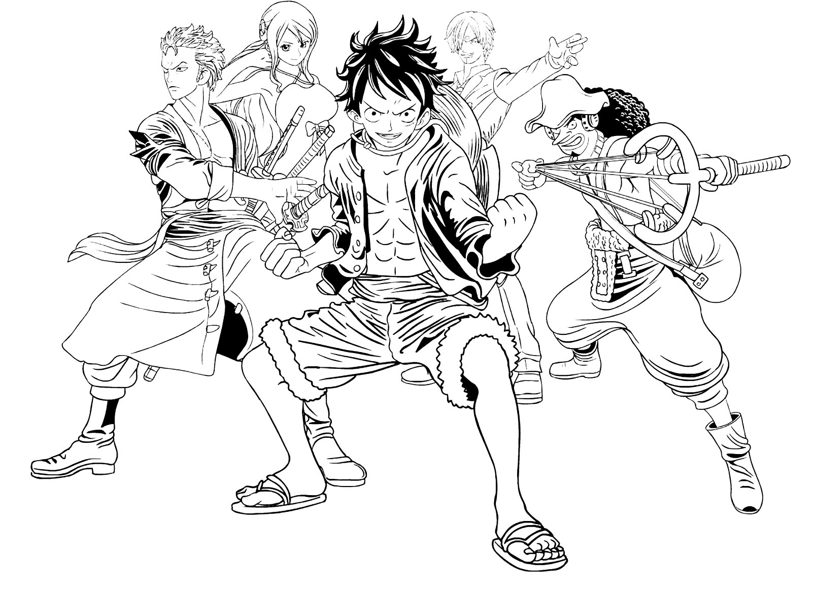 luffy coloring pages  coloring home
