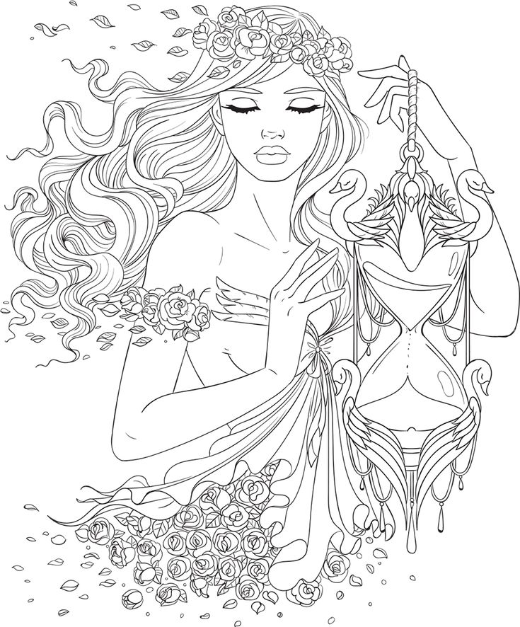 Coloring Pages for Teens – coloring.rocks!