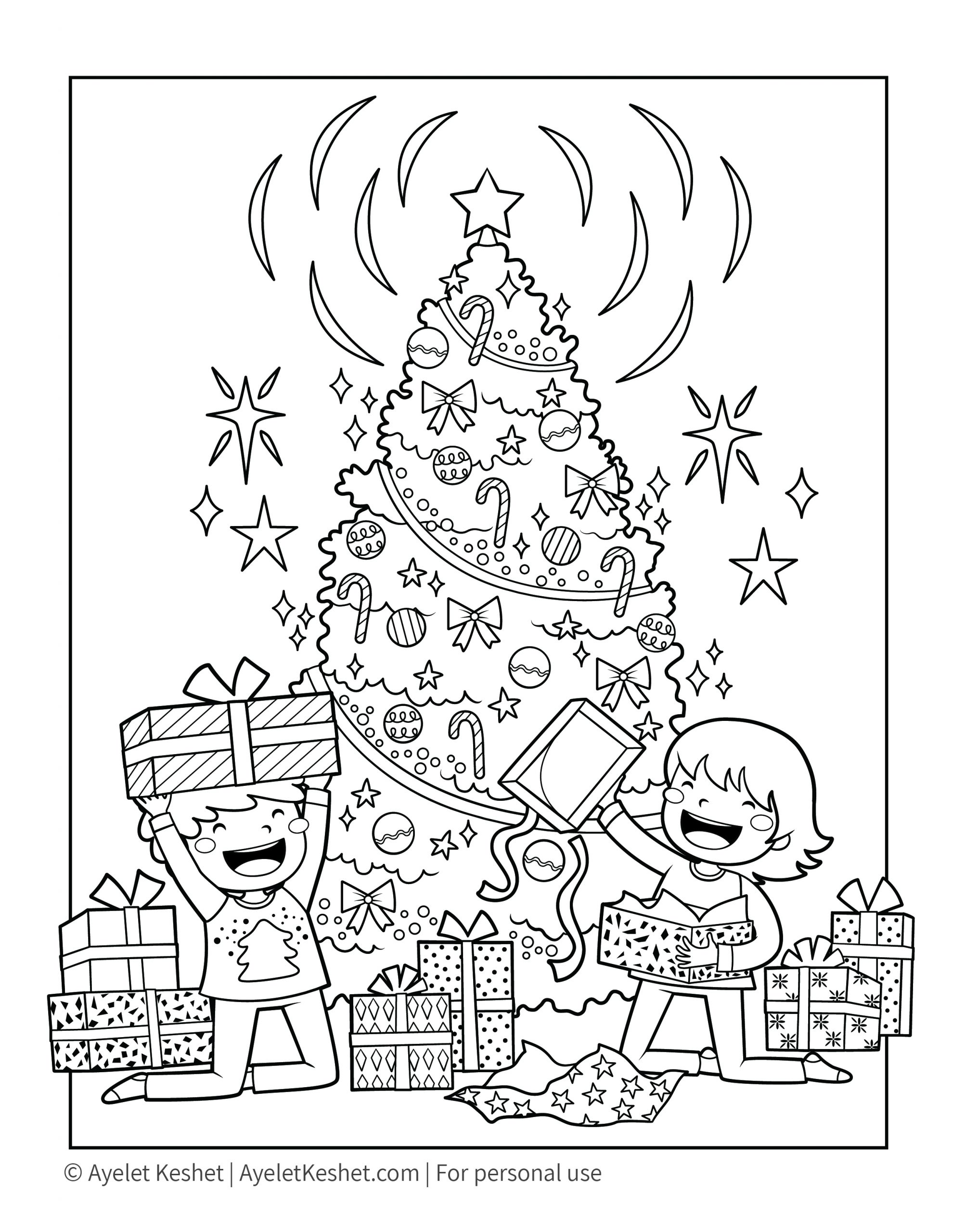 Coloring Books  Printable Christmas Coloring Pages Drawing ...