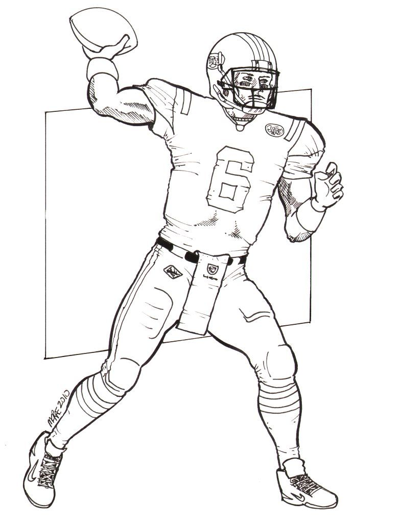 pauls blog nfl coloring pages - photo#1