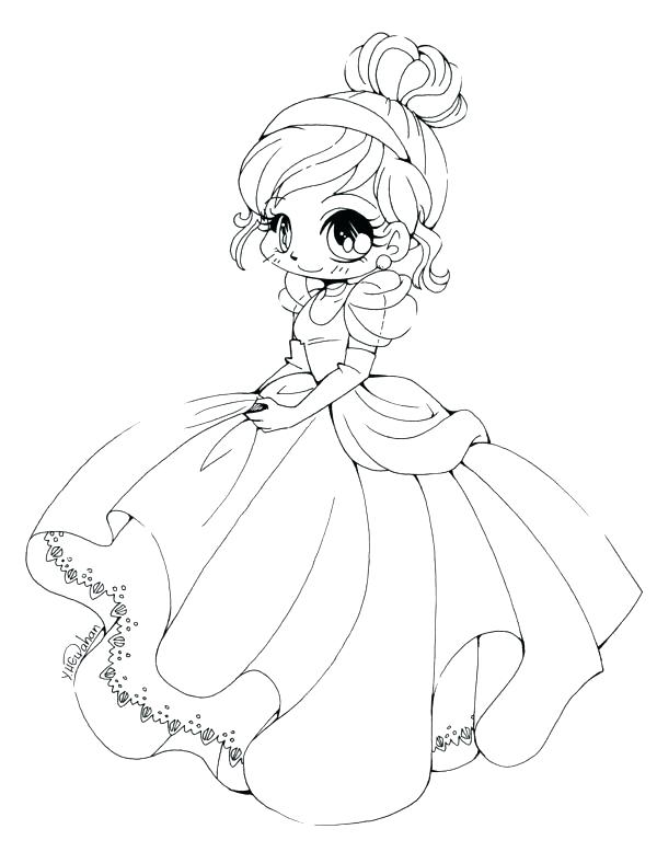 Cute Girl Coloring Pages at GetDrawings.com | Free for ...