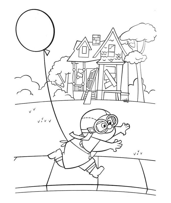 movie up Colouring Pages (page 2)