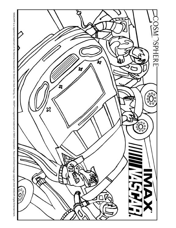 dale earnhardt junior coloring pages - photo#16