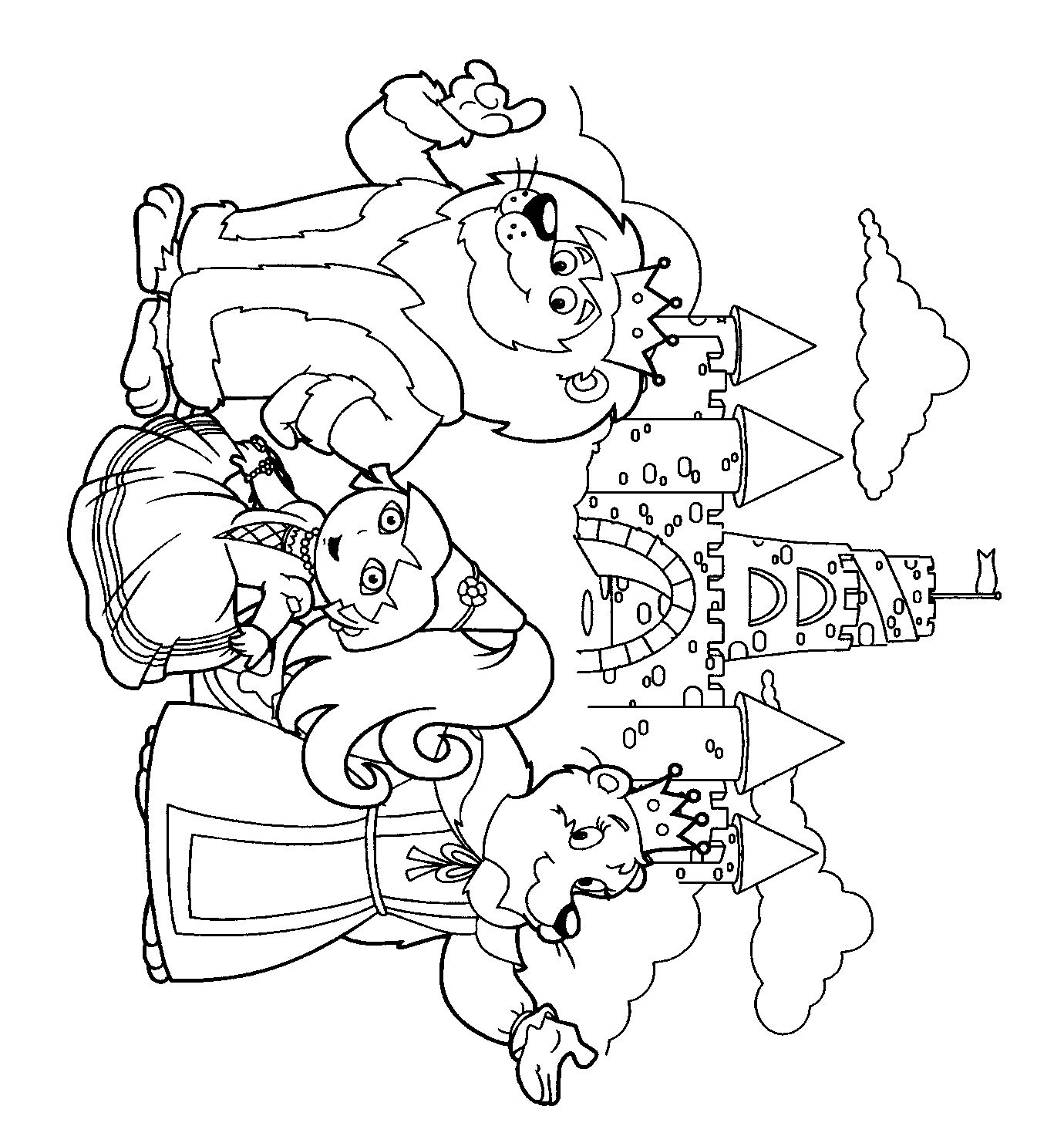 Dora The Explorer 2 Coloring Pages Coloring Home Explorer Coloring Pages