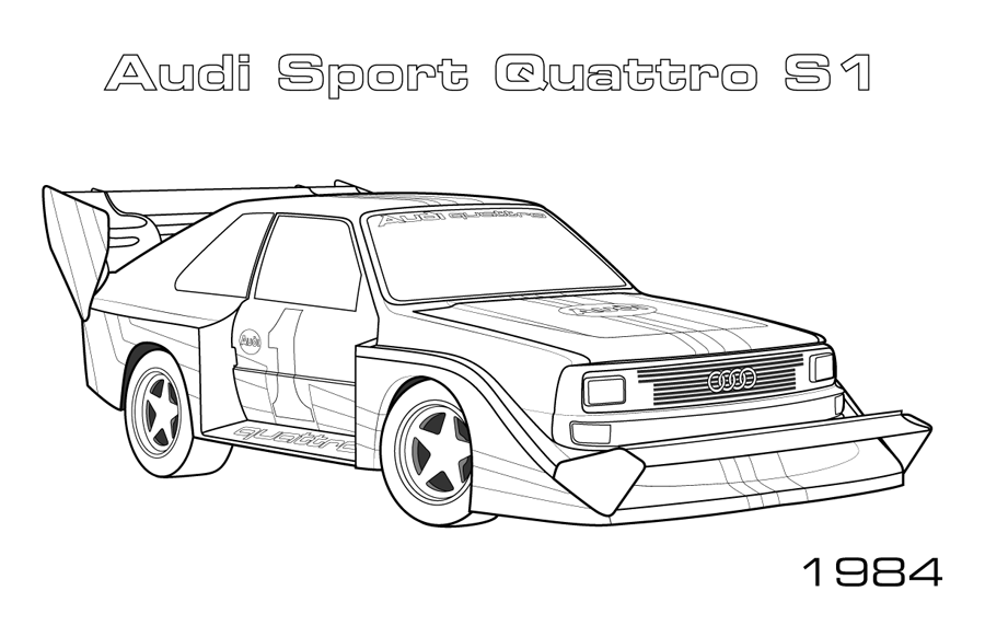 Cars Coloring Pages Pdf - Coloring Home