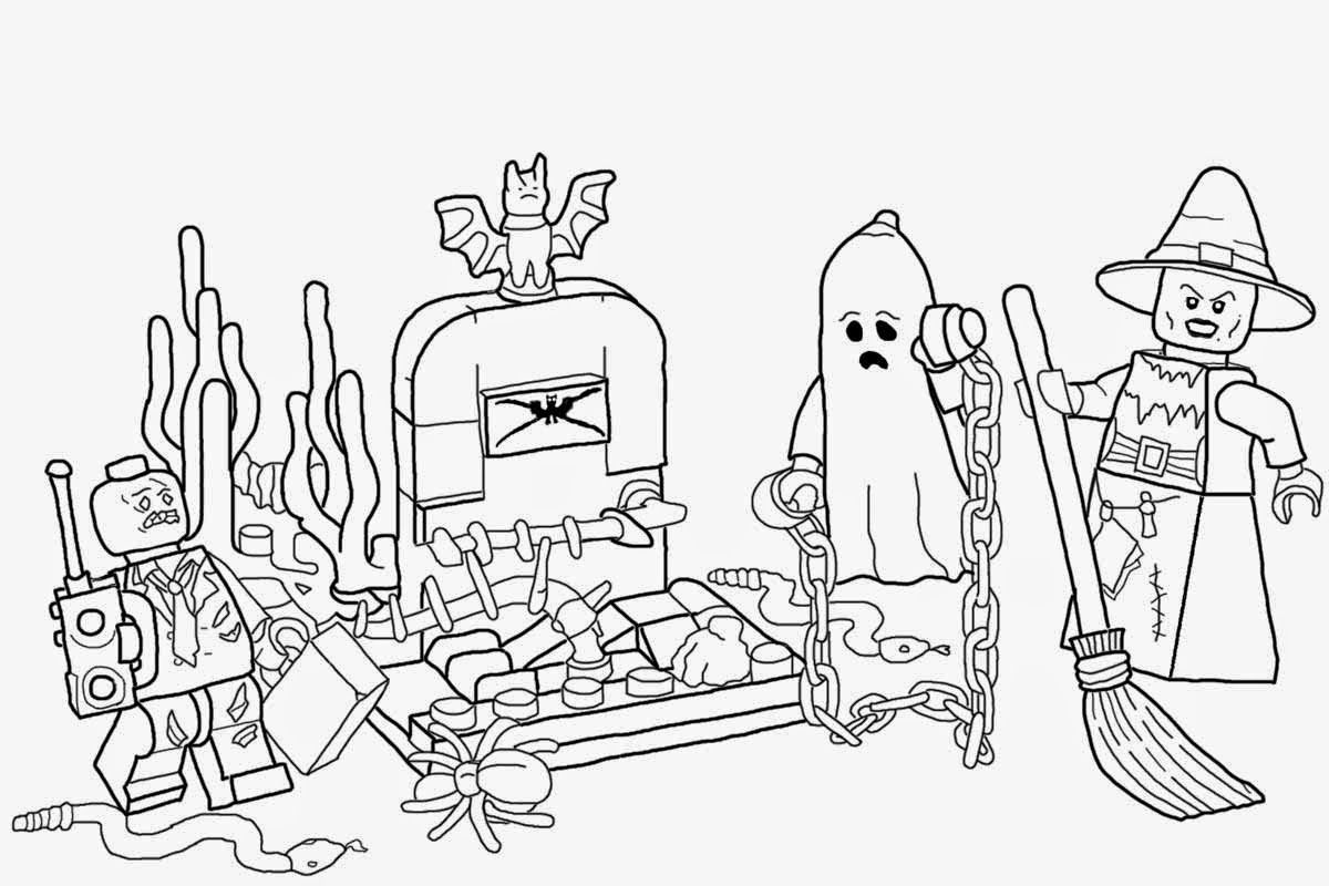 Lego Army Coloring Pages - Coloring Home