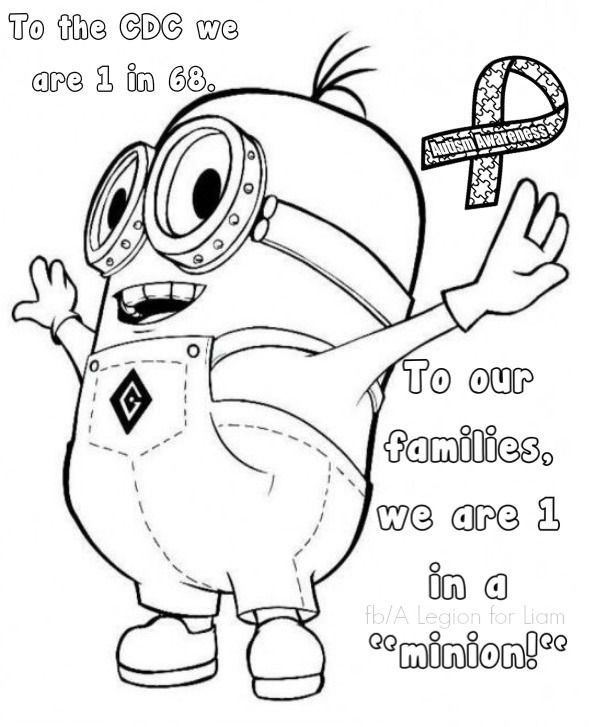 Autism Awareness Coloring Pages Coloring Coloring Coloring Pages