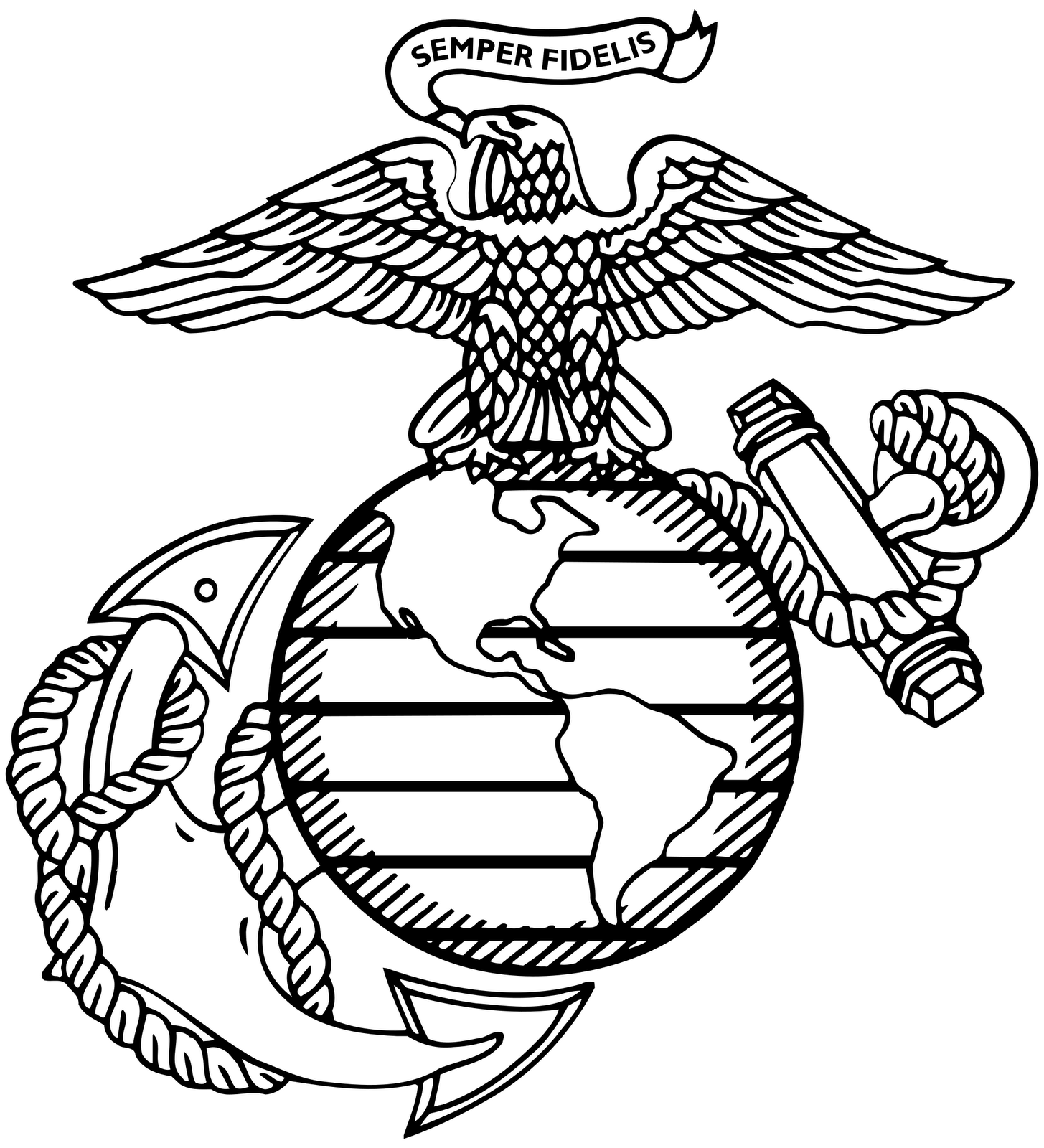 Adult Beauty Marines Coloring Pages Gallery Images beauty coloring pages of marines az united states symbols related keywords suggestions gallery images