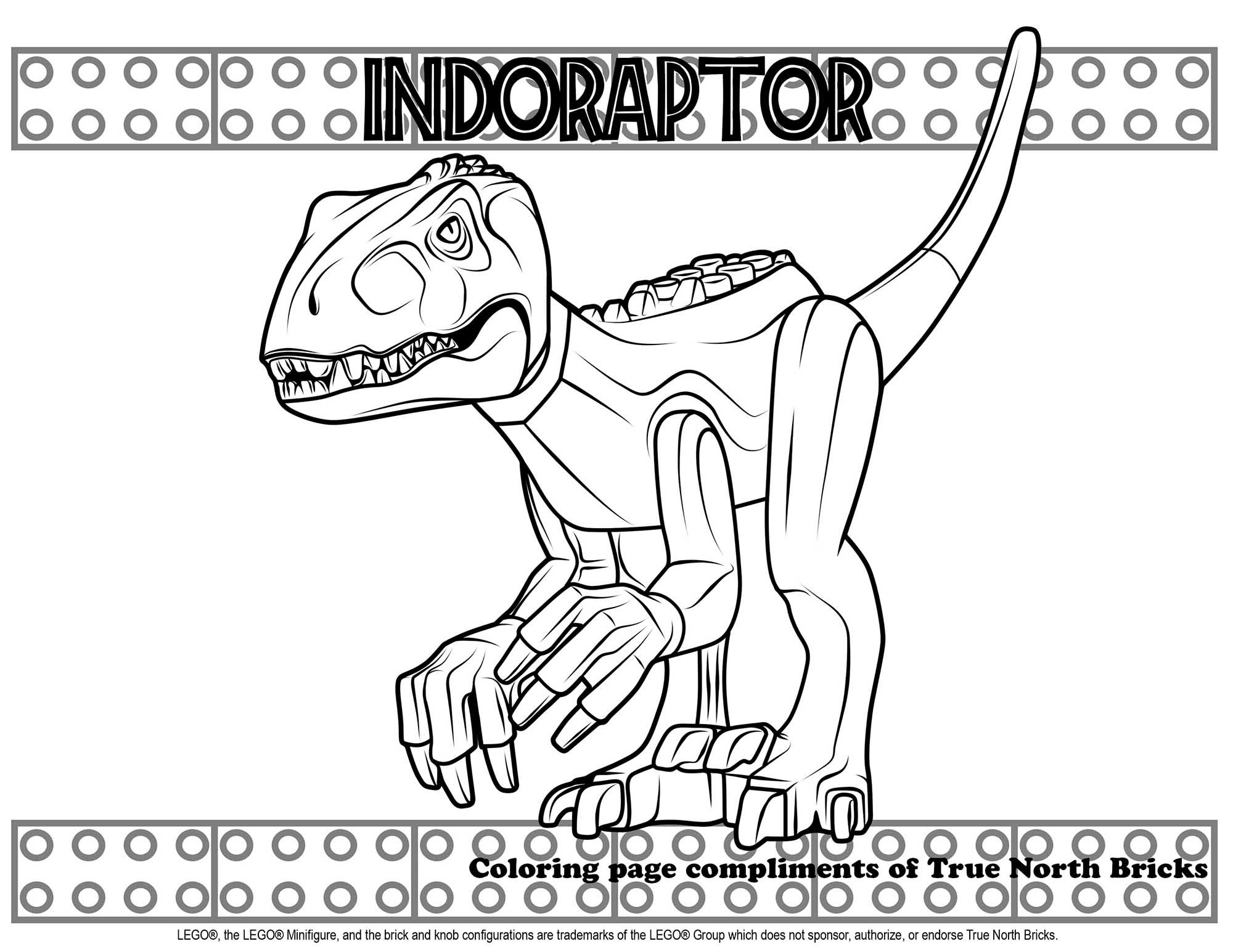 Velociraptor Coloring Page - Dinosaur Coloring Pages | Dinosaur ... | 1545x2000