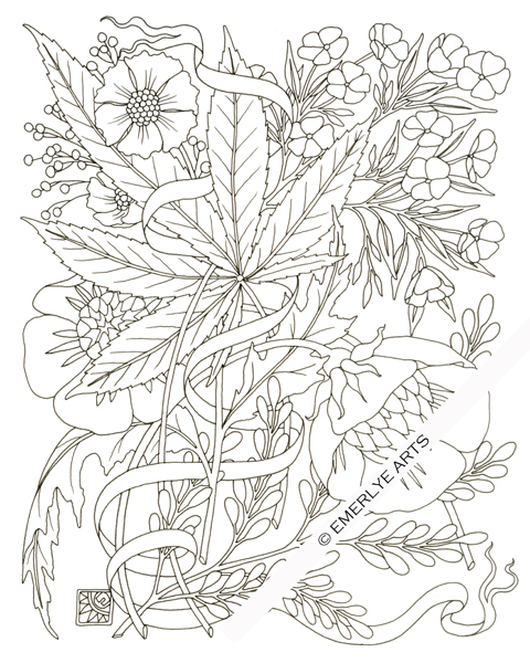 Stoner coloring pages free coloring kids coloring for Printable stoner coloring pages