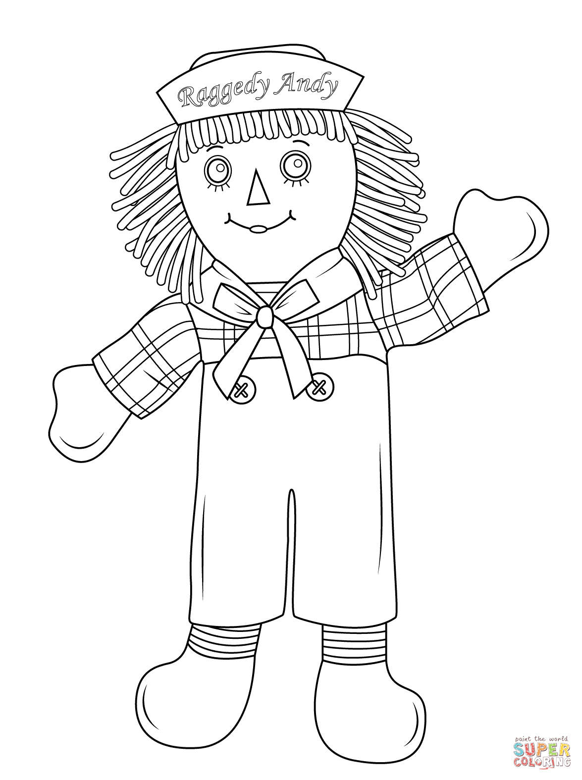 cabbage patch doll coloring pages - photo #41