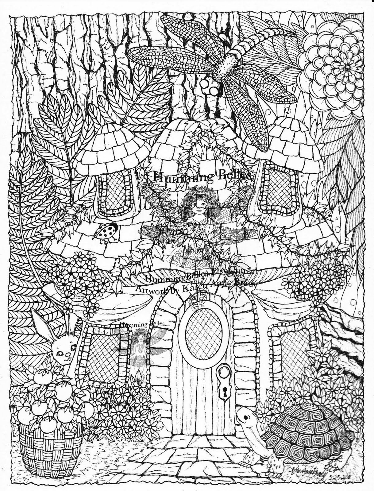 Very Detailed Christmas Coloring Pages Coloring Pages