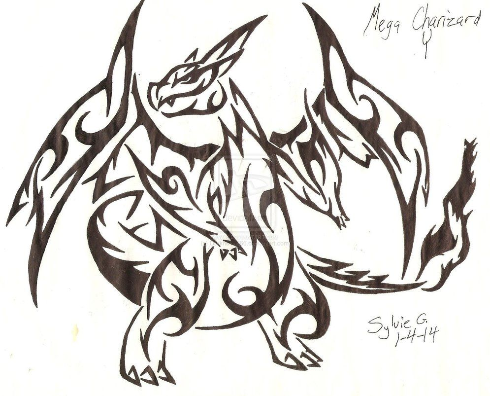 Mega charizard y coloring pages - Pokemon X And Y Mega Coloring Pages High Quality Coloring Pages