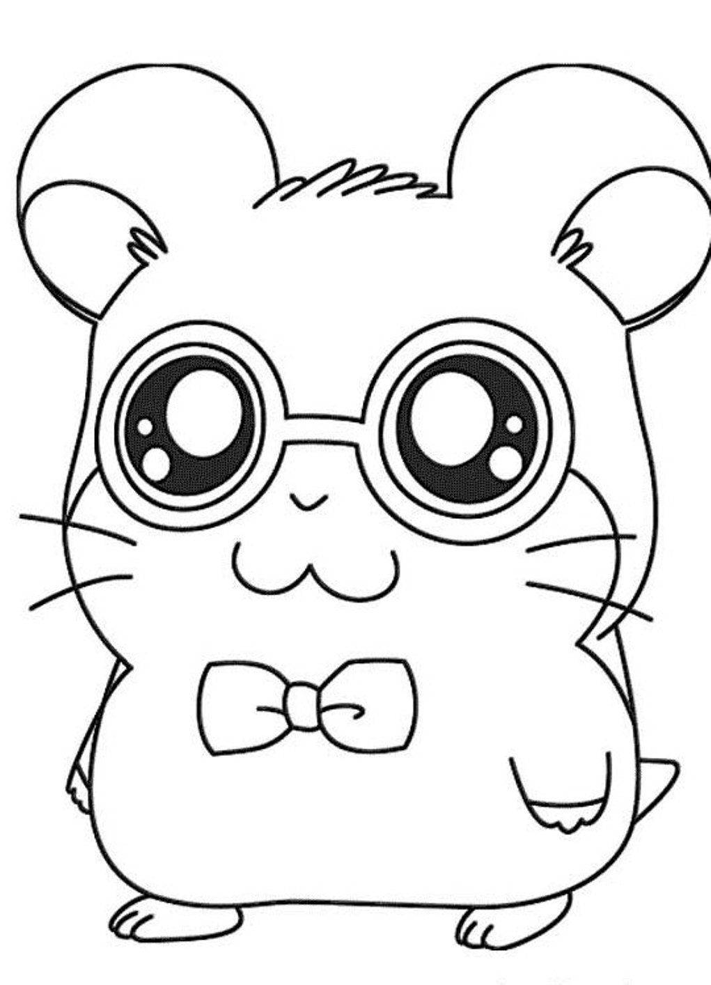 Cute food coloring pages az coloring pages Adorable animals coloring book