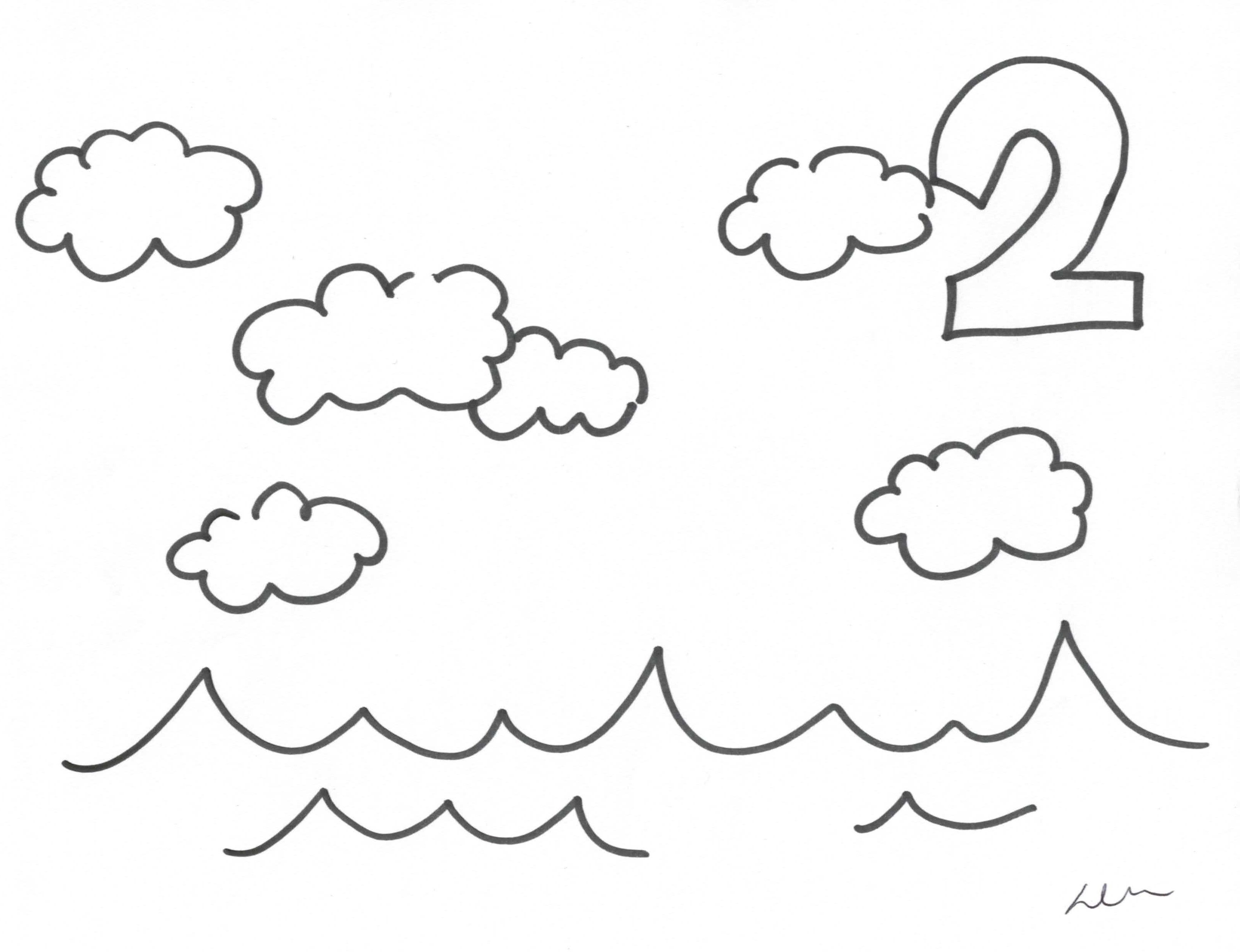 Creation Coloring Pages For Sunday School