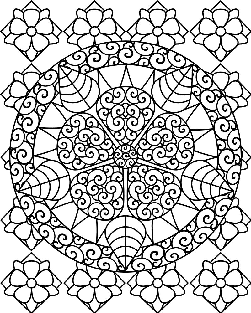 3d coloring pages - 3d Coloring Pages Printable Free Coloring Page Photos