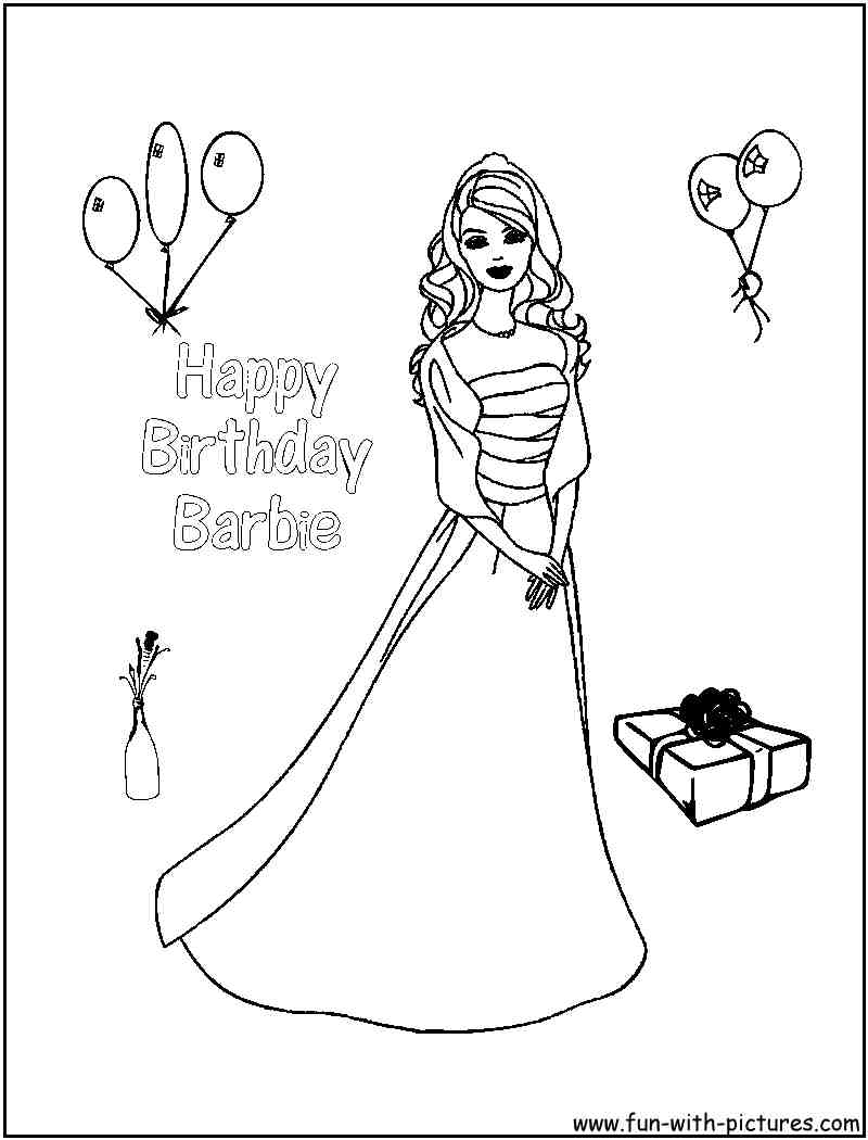 Coloring pages barbie princess and the pauper - Barbie Princess Pauper Coloring Sheets Online Coloring