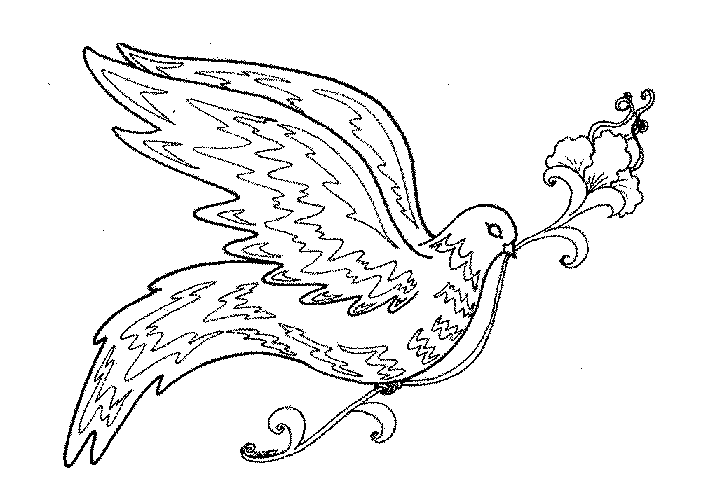 coloring book images of birds coloring