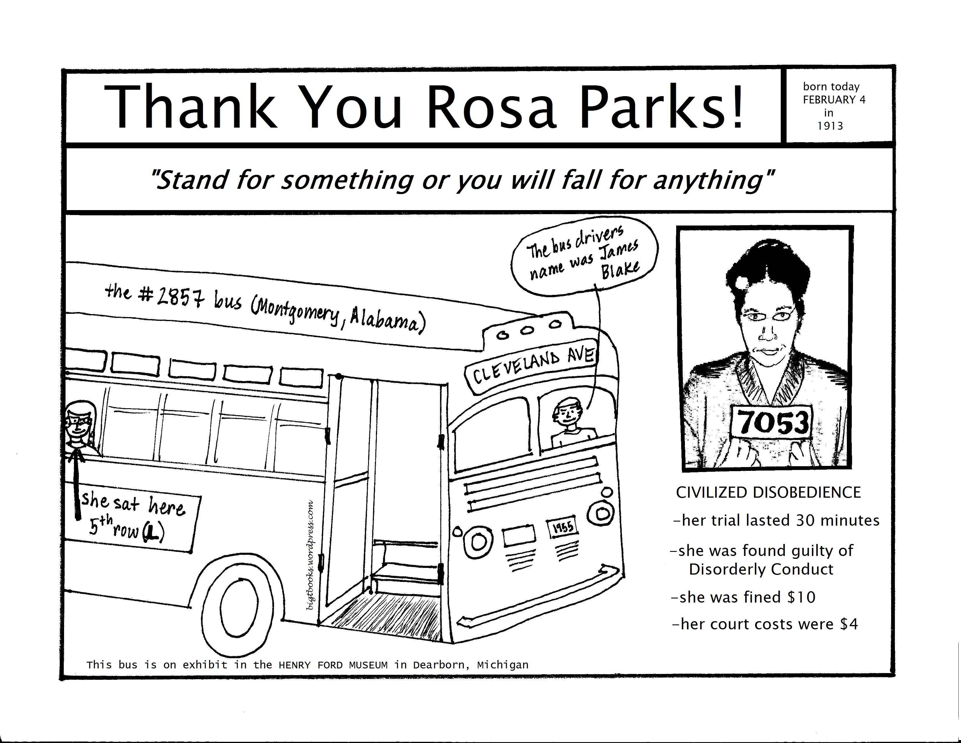 rosa parks bus coloring page rosa parks coloring pages az coloring pages