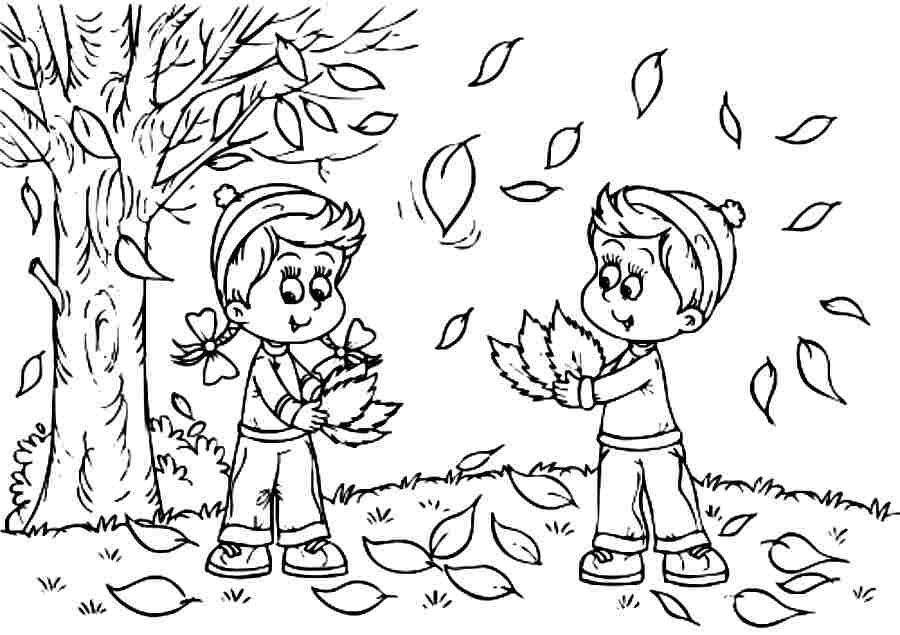 Seasons Coloring Pages For Kindergarten High Quality High Quality Coloring Pages