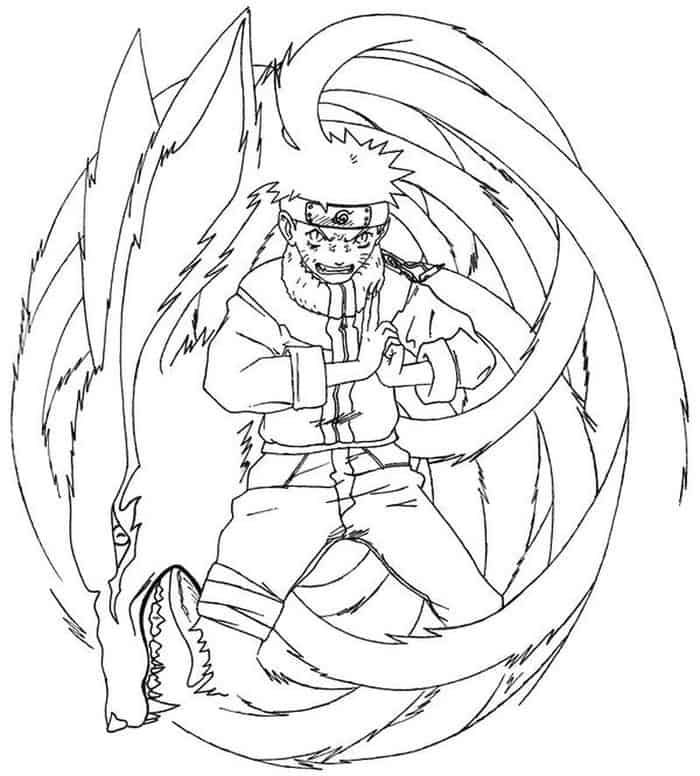 Sasuke Susanoo Coloring Pages - Coloring Pages Ideas