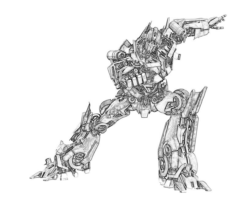 Printable Transformers Coloring Pages | Top Coloring Pages