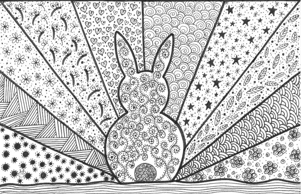 Easy Geometric Coloring Pages New Coloring Pages Collections