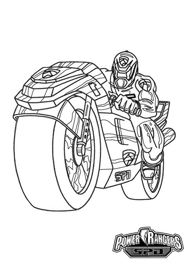 Power Rangers Spd Coloring Pages To Print Coloring Home Power Rangers Spd Coloring Pages