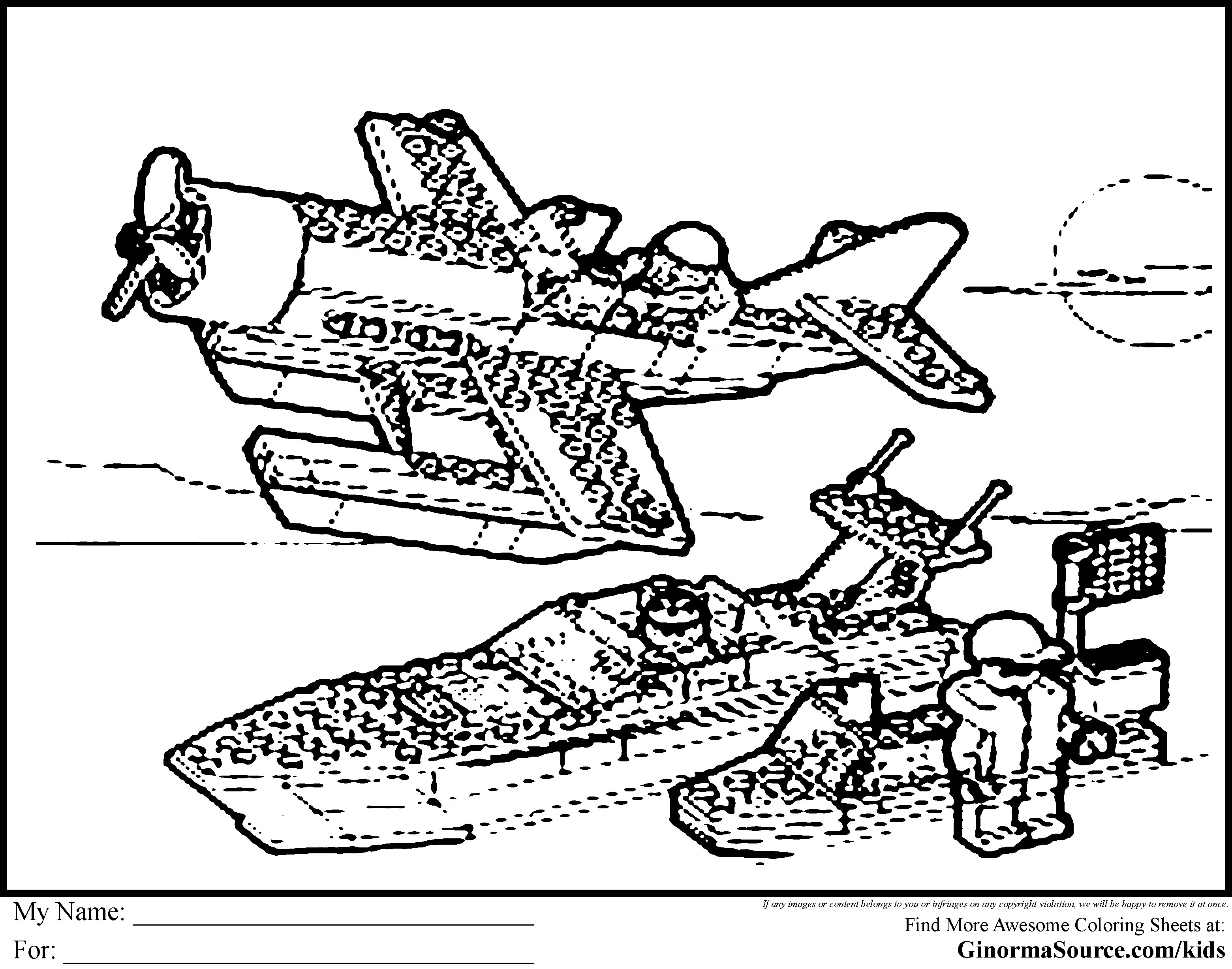 Lego City Coloring Pages To Download And Print For Free - Coloring Home