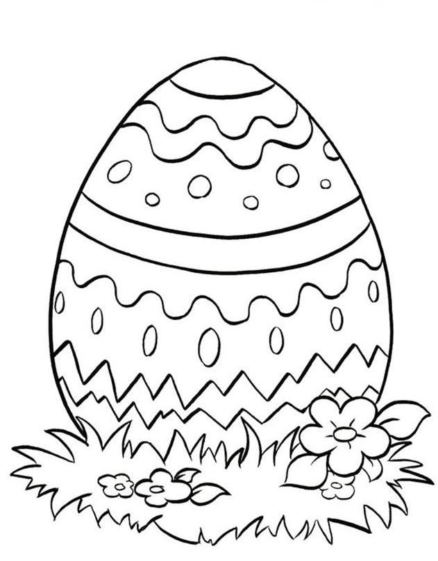 Printable Christian Easter Coloring Sheets : Free Printable Easter Coloring Pages Religious Coloring Home
