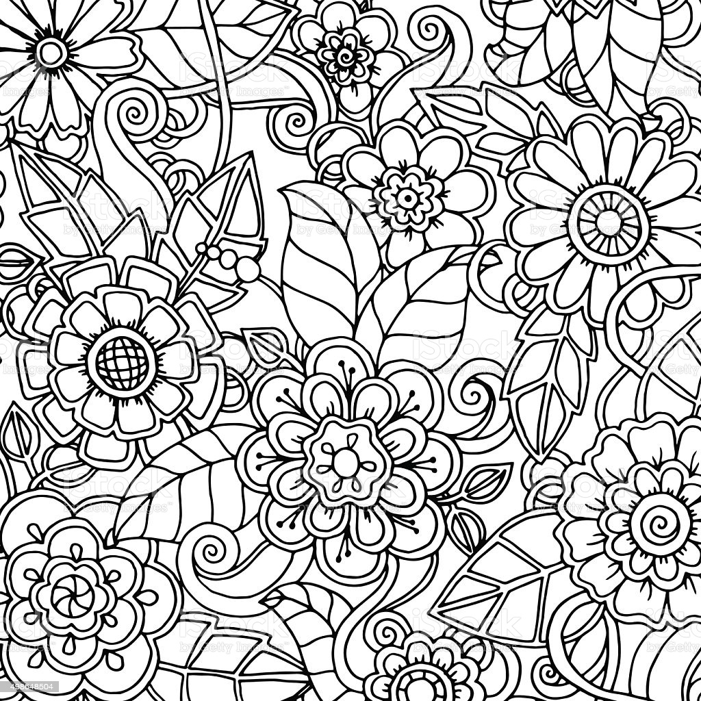 Free Vector Coloring Pages (Page 1) - Line.17QQ.com