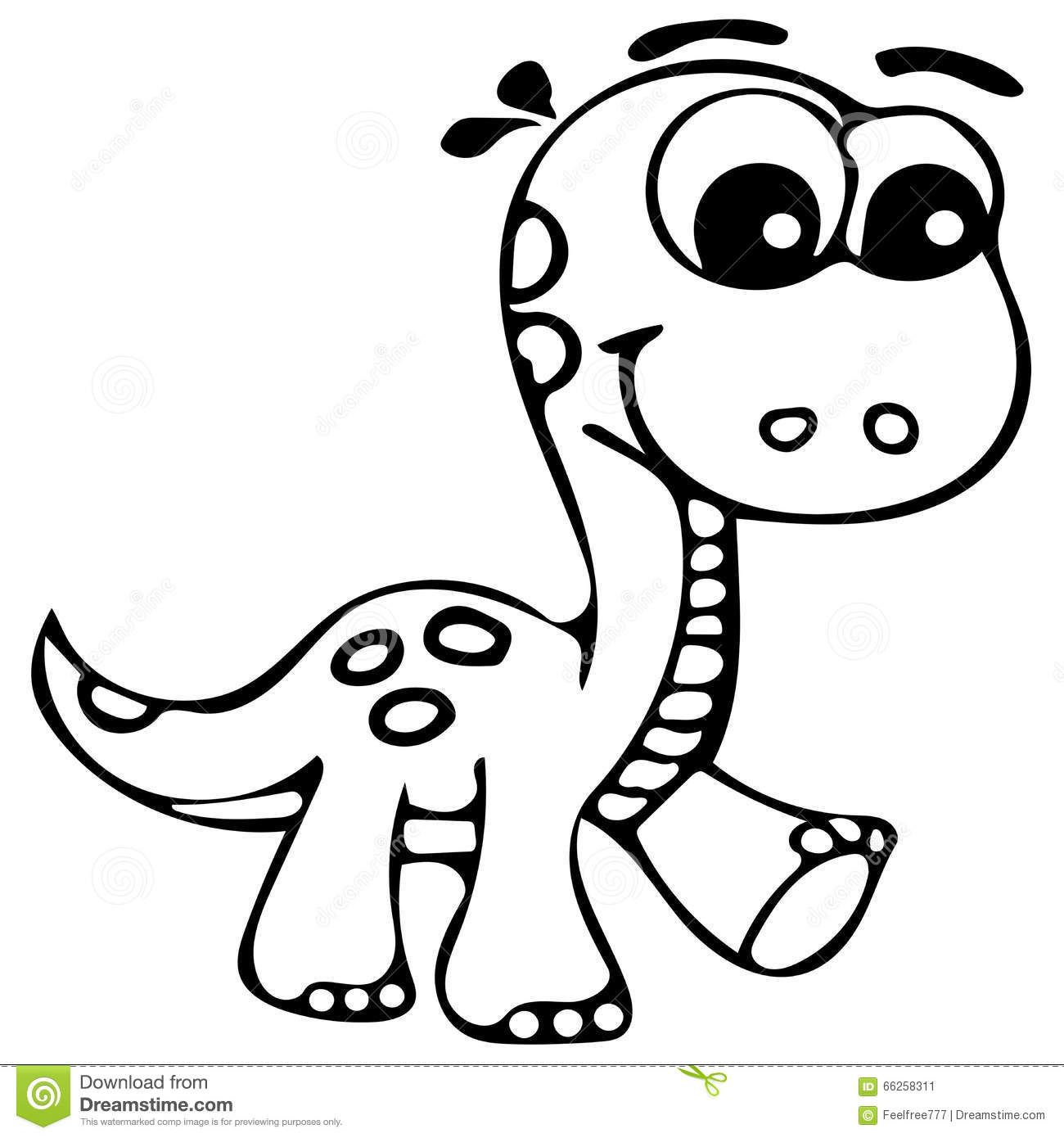 cute dinosaur coloring pages for kids | Cute Dinosaur Coloring Pages - Coloring Home