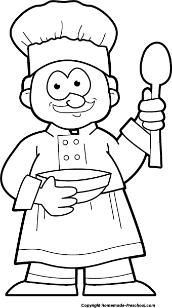 Muffin Man Coloring Page Coloring Home