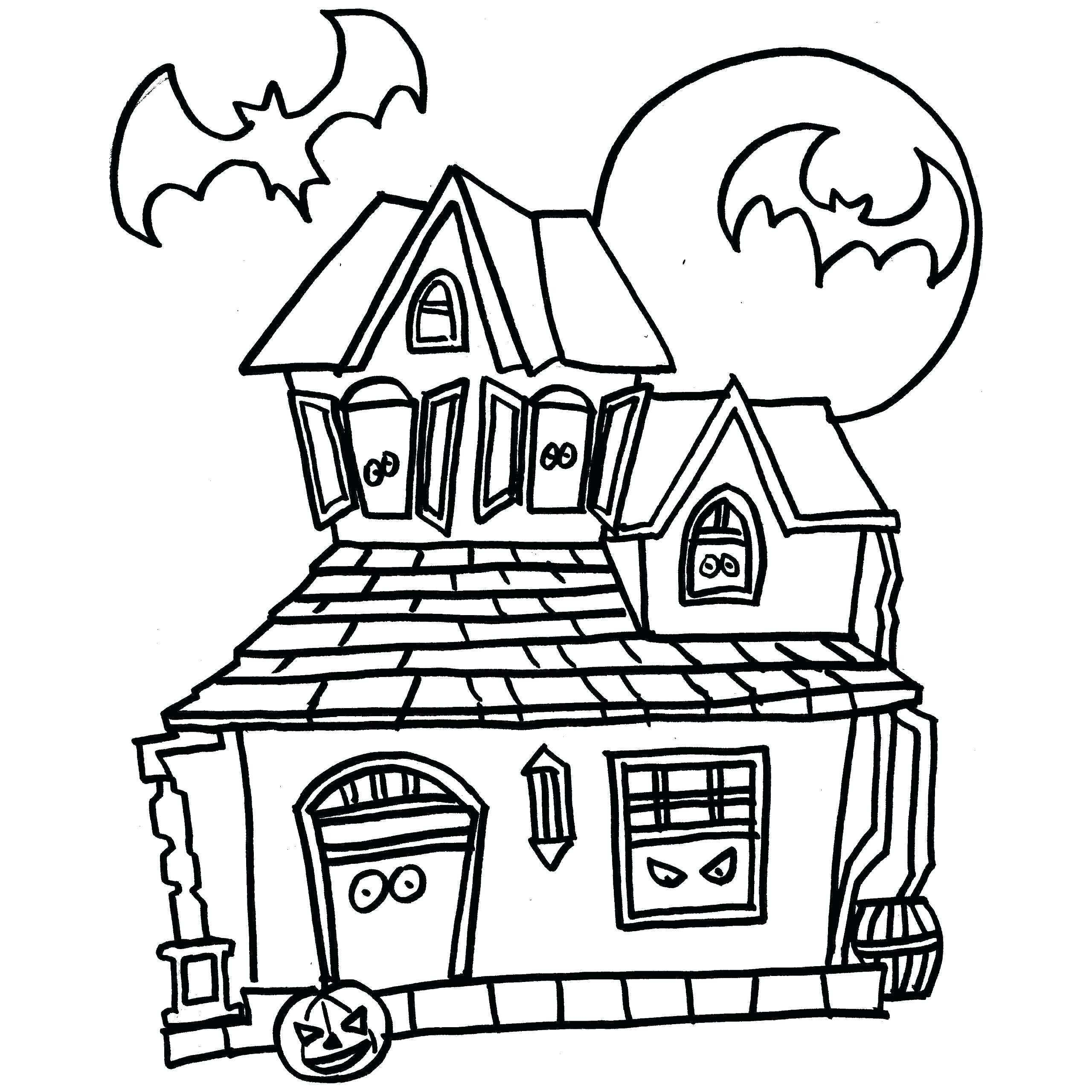 Doll House Coloring Pages - Coloring Home