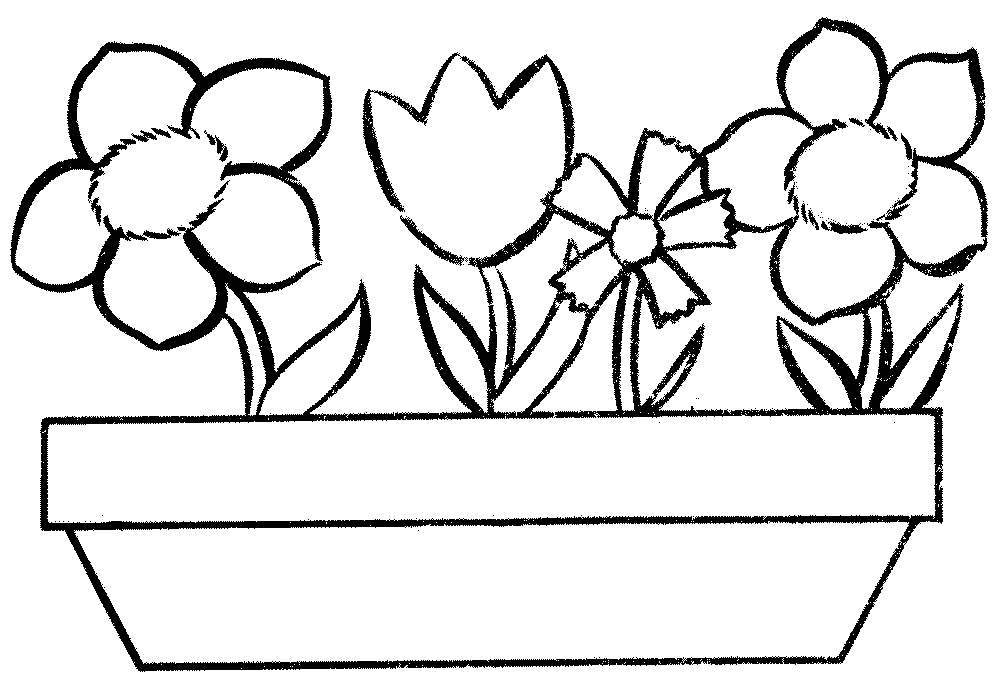 gallery for coloring sheets of flowers. beautiful flower coloring ...