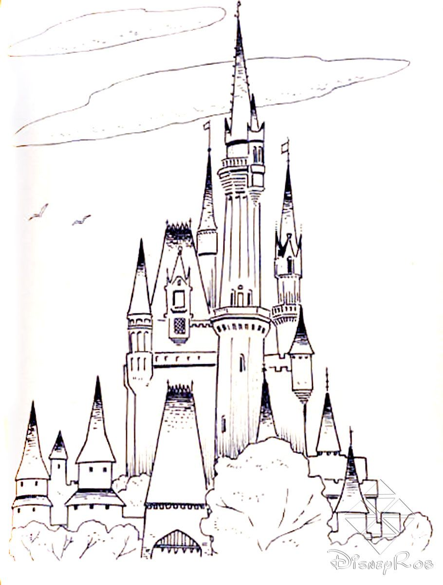- Walt Disney World Coloring Pages Free - Coloring Home