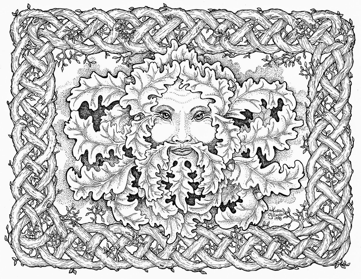august coloring pages for teens - photo#38